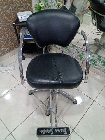 Cadeira de corte terra santa  - Foto 4
