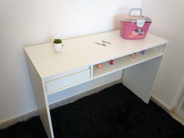 Mesa de manicure/ escrivaninha/ multiuso MDF novo
