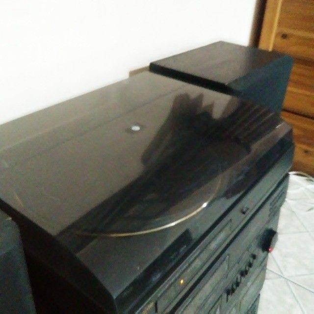 Raro System Gradiente DS 800 Em Ótimo Estado - Foto 4