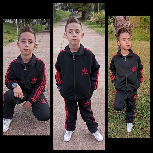 Conjunto Abrigo Infantil  - Foto 3