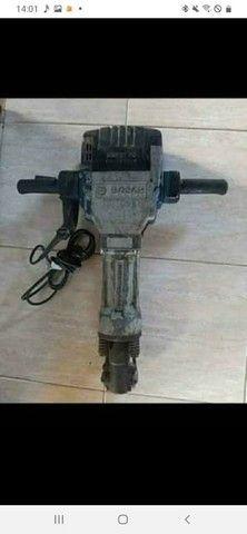 Martelete Rompedor Bosch - 30Kg