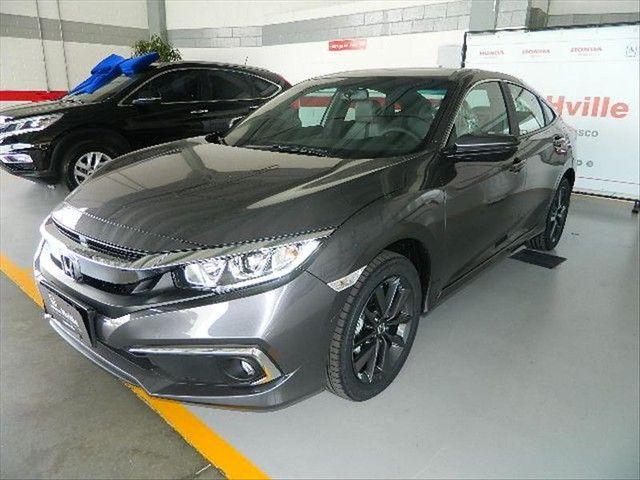 Honda Civic 2.0 16vone ex - Foto 2