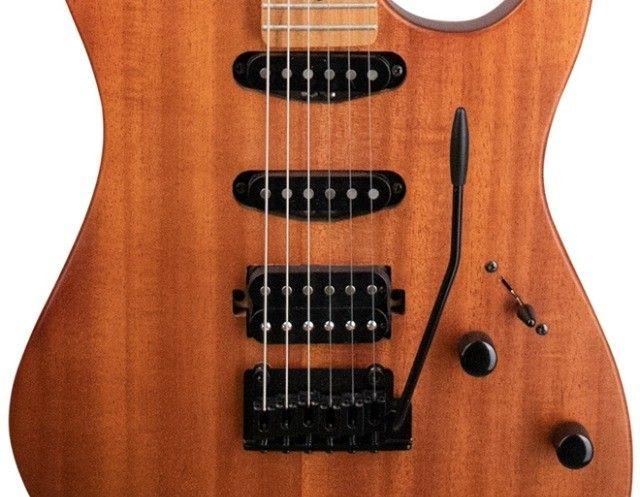 Guitarra Tagima Stella Mahogany Nts DF- Somos Loja  - Foto 2