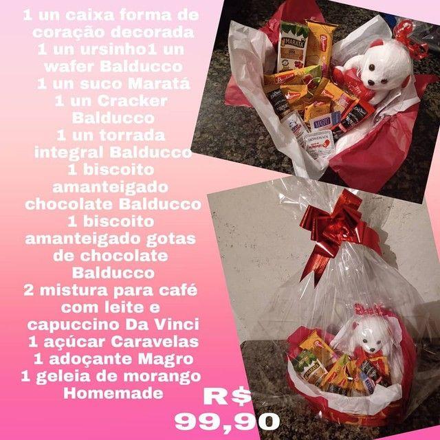 Mimo's kits Românticos e cestas