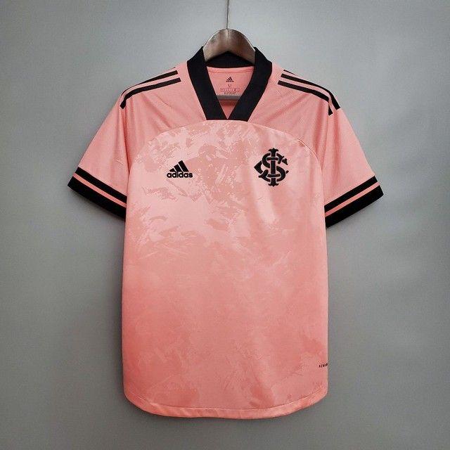 Camisa do Internacional Outubro Rosa