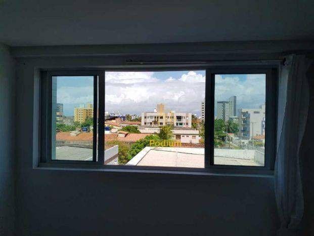 Apartamento no Ecomarine Residence, com área de Lazer Completa a 270m² da praia de Camboin - Foto 4