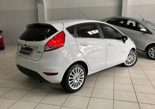 FIESTA 2014/2015 1.6 TITANIUM HATCH 16V FLEX 4P POWERSHIFT - Foto 4
