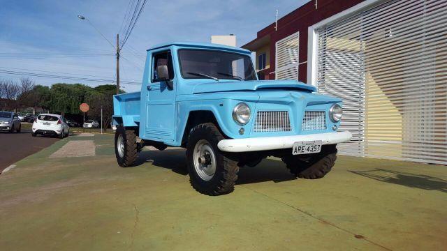 F75, ford 1975 restaurada - Foto 4