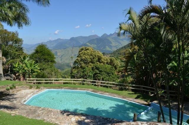 Sana/Chácara com piscina e área gourmet - Foto 2