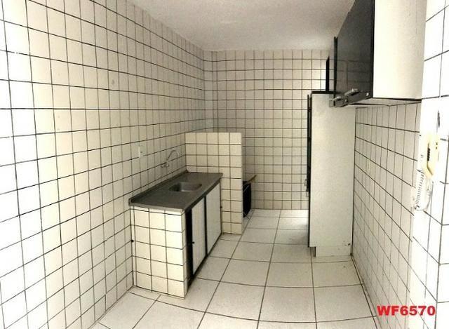 Jardim iracema, apartamento na Aldeota com 2 quartos, 1 vaga, avenida Santos Dumont - Foto 7