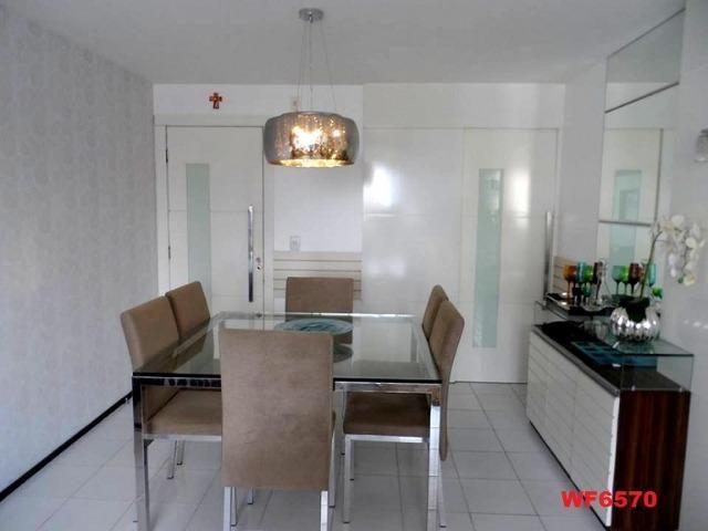 Cygnus, apartamento 3 quartos, 2 vagas, próximo Whashington Soares, Luciano Cavalcante - Foto 5