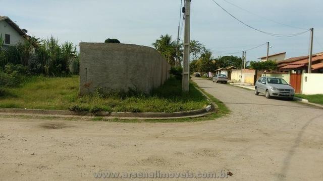 Arsenal Impoveis vende-Terreno de Esquina com 433m² em Itaipuaçú - Maricá - Foto 3