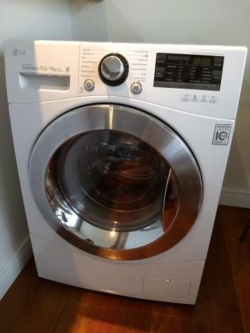 Lavadora e Secadora de Roupas LG (possível pagar em cartao parcelado)