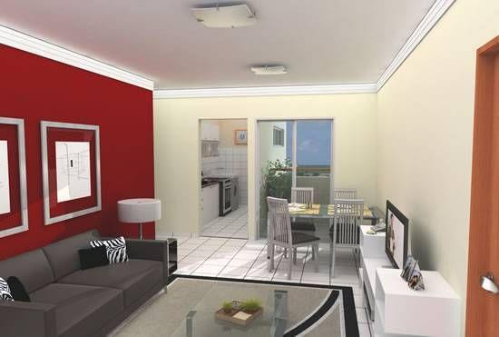 Vendo/Troco apartamento no condomínio Eliude Cézar, na Farolândia