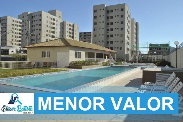 Menor Valor - Apartamento 03 Quartos, Lazer Completo em Colina de Laranjeiras