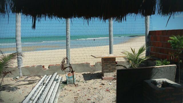 Imóvel em Galinhos pé na areia promoção