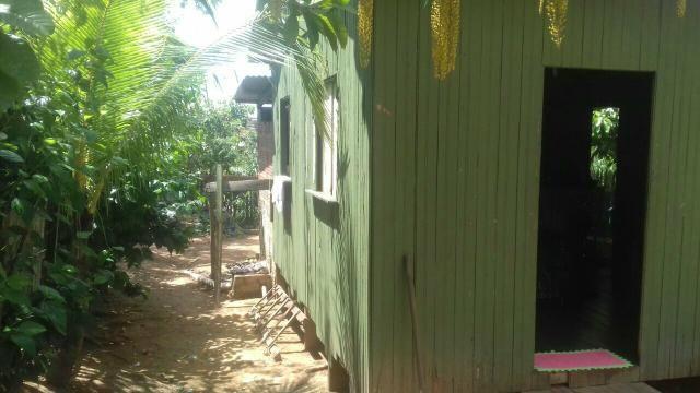 Vendo ou troco por chacara ou colonia Casa no portal da Amazônia lugar ótimo pra morar