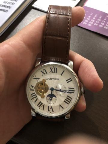 687f7c2b0a2 Relógio Cartier - Bijouterias