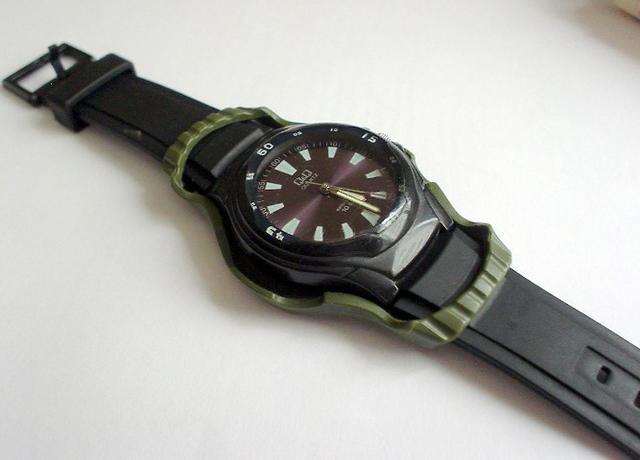 16d9a107e5a Amortecedor de silicone para relógio Timex e Casio - Bijouterias ...