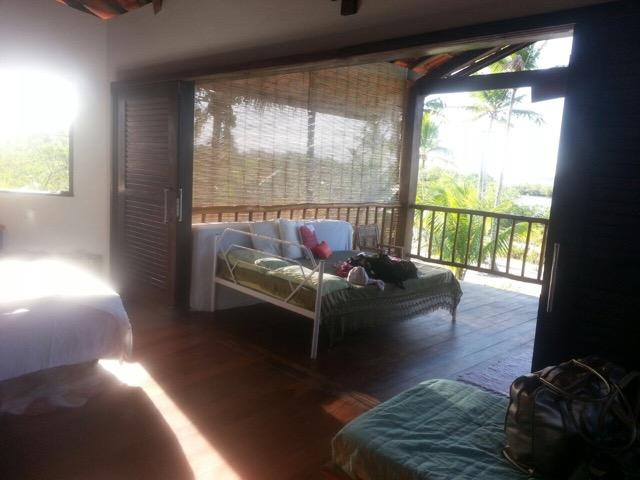 Casa paradisíaca - Baia de Camamu - Ilha do Contrato - Foto 6