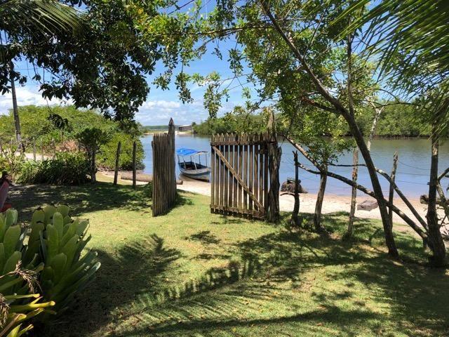 Casa paradisíaca - Baia de Camamu - Ilha do Contrato - Foto 11