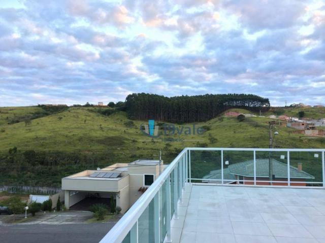 Casa com 4 dormitórios para alugar, 392 m² por r$ 4.800,00/mês - mirante do vale - jacareí - Foto 4