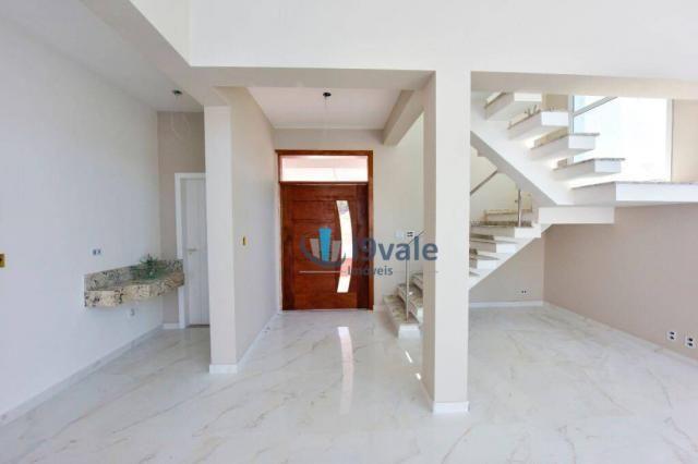 Casa com 4 dormitórios para alugar, 392 m² por r$ 4.800,00/mês - mirante do vale - jacareí - Foto 5