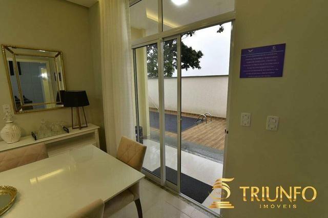 LF - Casa em condomínio no Araçagy / Itbi e cartório grátis / Suíte master com closet - Foto 2