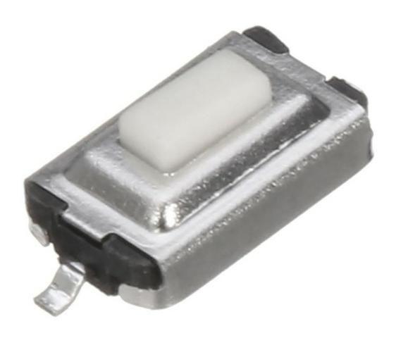 COD-CP64 KIT 20Unidades botões momentâneo Tact tátil Botão Switch Smd (5Modelos) Arduin - Foto 3