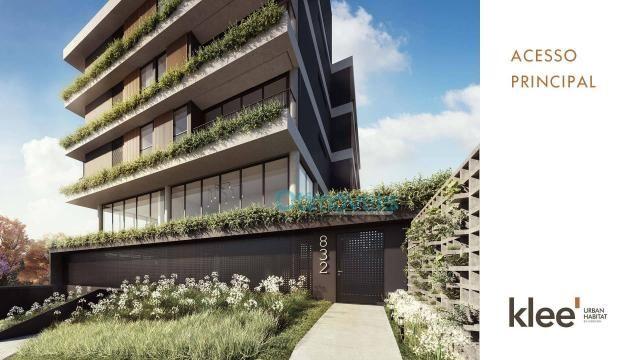 Apartamento com 3 dormitórios à venda, 73 m² por R$ 539.000 - Ecoville - Curitiba/PR - Foto 10