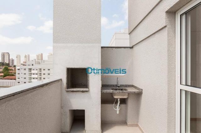Cobertura com 3 dormitórios à venda, 101 m² - ecoville - curitiba/pr - Foto 20