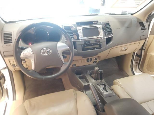 Toyota Hilux SW4 3.0 aut. 7 lugares - Foto 10