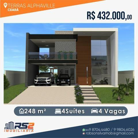 Casa Duplex - Cidade Alphaville - Financiamento Bancário