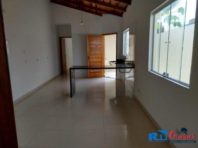 Casa nova no canto do mar em caraguatatuba - Foto 4
