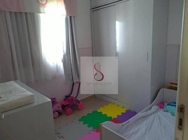 Apartamento com 3 dormitórios à venda, 74 m² por r$ 375.000 - urbanova - são josé dos camp - Foto 17