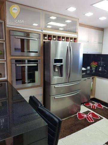 Excelente apartamento em bairro de fátima/jardim camburi 3 quartos