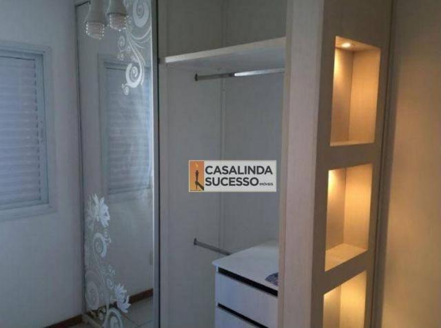 Apartamento 92m² 3 dormts. 2 vagas próx. à av. itália - ap5646 - Foto 16