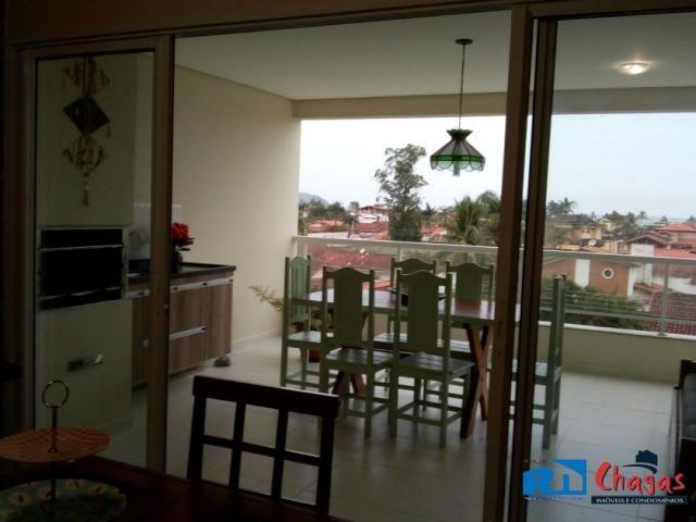 Apartamento edifício rio de janeiro em caraguatatuba - Foto 2
