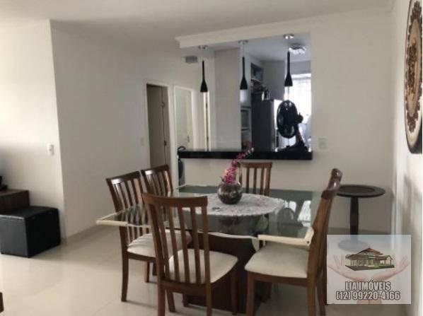 Apartamento com linda vista à venda no edifício amadeus boulervard- jardim das colinas - s - Foto 4
