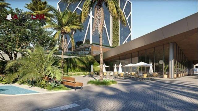 Terreno à venda, 473 m² por r$ 634.862 - várzea do ranchinho - camboriú/sc - Foto 17