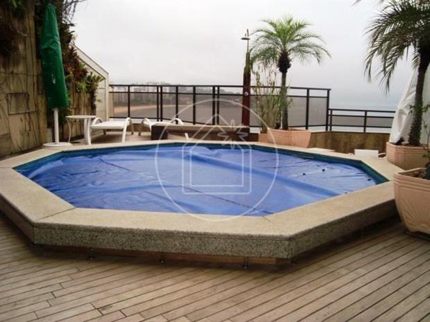 Apartamento à venda com 5 dormitórios em Icaraí, Niterói cod:862672 - Foto 19