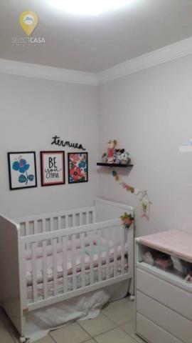 Excelente apartamento 3 quartos em colina de laranjeiras itaúna aldeia parque - Foto 5