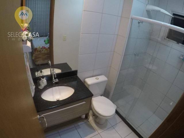 Excelente apartamento 3 quartos em colina de laranjeiras itaúna aldeia parque - Foto 9