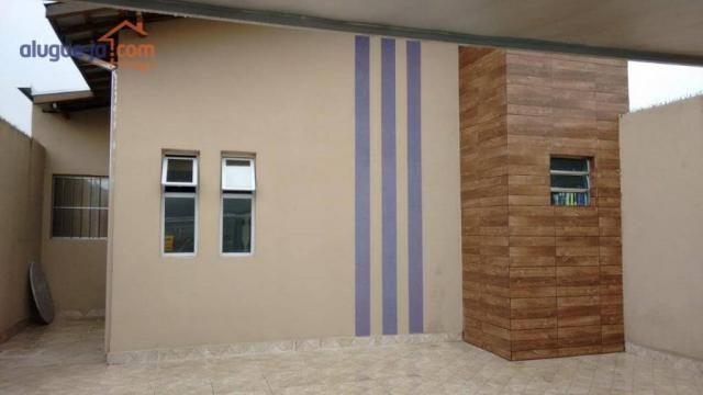 Excelente casa térrea com 2 dormitórios à venda, 80 m² por r$ 230.000 - residencial parque - Foto 2