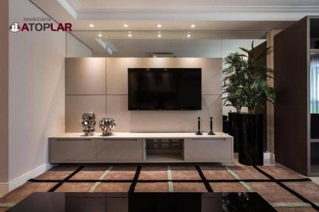 Apartamento com 3 suítes à venda, 180 m² por r$ 2.340.000 - centro - balneário camboriú/sc - Foto 11