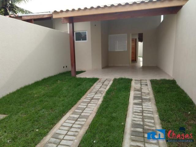 Casa nova no canto do mar em caraguatatuba
