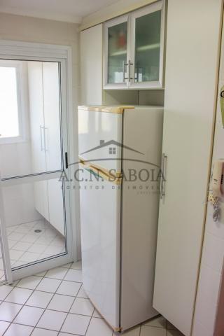Apartamento à venda com 3 dormitórios em Praia das toninhas, Ubatuba cod:AP00457 - Foto 14
