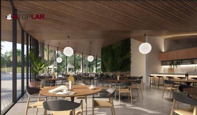 Terreno à venda, 473 m² por r$ 634.862 - várzea do ranchinho - camboriú/sc - Foto 15