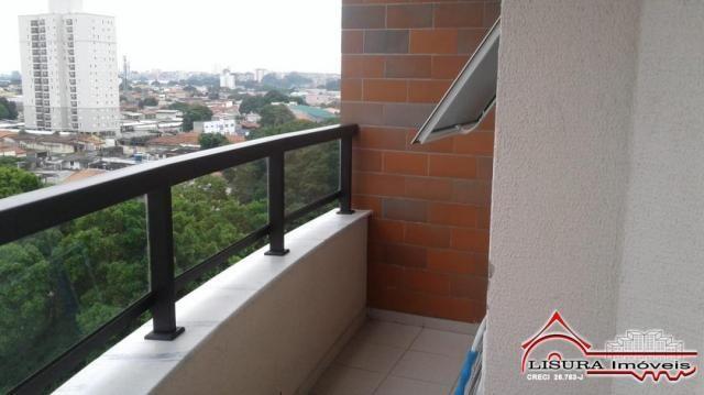 Lindo apartamento para venda no solar do barão jacareí sp - Foto 10