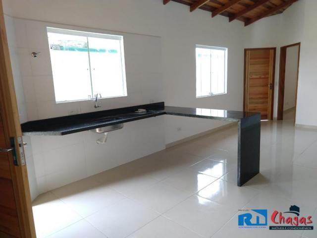 Casa nova no canto do mar em caraguatatuba - Foto 6